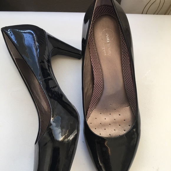 Easy Spirit Anti Gravity Black pumps size 11